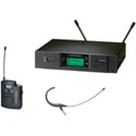 Audio Technica ATW-3192bC Headworn UHF Wireless System Band C