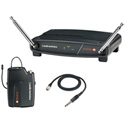 Audio-Technica ATW-801 System 8 VHF Guitar Wireless Tx & Rx System 169.505