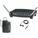 Audio-Technica ATW-801/L Omni Lavalier Wireless Mic System 169.505