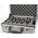 Audix 5-Piece Drum Mic Kit w/Case