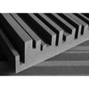 Auralex - 2 Inch Studiofoam Metro - Charcoal Gray