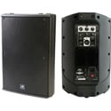 Australian Monitor XRS8P 8in Bi-Amped Active Portable Loudspeaker