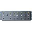 6-Way Video and Stereo Audio Distribution Amplifier