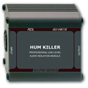 RDL AV-HK1X HUM KILLER Audio Isolation Transformer XLR Input/Output