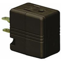 AVB Cable AB-26 Cube Taps - Custom Made in Black with Support Screws