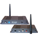 RF Link AVS-5808 5.8GHz Wireless 8-Channel Indoor Audio/Video System