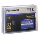 Panasonic AY-DVM33PQUS PQ Series Mini-DV Tape 33 Minute