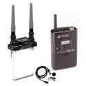 Azden 1201SIS UHF Body-Pack System with ECM-44H Mic