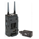 Azden 1201VMX UHF Body-Pack System with 1201XT Plug-In UHF Transmitter