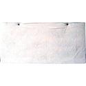 Economy Sound Seal Durable 24 x 48 x 1-1/2 Inch White Baffle