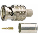 Canare BCP-B25HD 75 Ohm BNC Crimp Plug for L-2.5CHD Cable