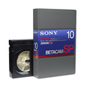 Sony Betacam SP Video Cassette 10 Minute