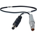 BlackMagic Design Power Cable - 2.5mm DC Plug to Lemo 4P - 1-Foot
