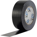 Black Pro-Duct Tape 2in x 60yd roll