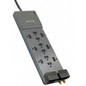 Belkin BE112230-08 SurgeMaster Professional 12-Outlets Surge Protector