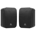 Behringer 1C Passive 2 Way Ultra-Compact Monitor Speakers (Black)