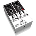 Behringer ULTRA-DI DI20 Professional 2-Channel DI-Box - Splitter