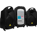 Behringer EPA900 900-Watt 8-Channel Portable PA System
