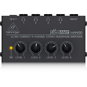 Behringer HA400 Microamp 4 Channel Stereo Headphone Amp