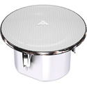 Behringer ST2400NANOWH High Power 8 Inch 80-Watt Ceiling Speaker (70V or 8 Ohms