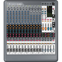 Behringer XL1600 16-Input 4-Bus Live Mixer with XENYX Mic Preamps and British EQ