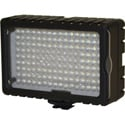 Bescor LED-125 Morning Star Dimmable 6500K On Camera LED Video Light with 125 Wa