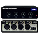 ATI BI400 4 CH Bi-Directional Balanced to Unbalanced Converter