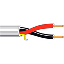 Belden 5000UE Non-Paired Unshielded Security / Alarm Cable 1000 Foot - Gray