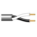 Belden Non-Paired-High-Flex Multi-Conductor Speaker Cable 1000 Ft Gray