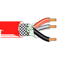 Belden 83803 Multi-Conductor Plenum FEP Insultation Cable- 500ft. RED