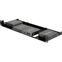 Connectronics 1RU Universal Blackmagic Design Mini Converter Rackmount