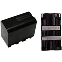 Large Capacity 7.2 Volt 7.2 Amp Hour Lithium Ion Camcorder Replacement Battery f