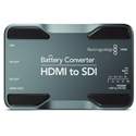 Blackmagic Design CONVBATT/HS Battery Converter HDMI to SDI with Li-Ion battery
