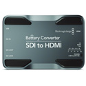 Blackmagic Design CONVBATT/SH Battery Converter SDI to HDMI