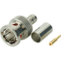Connectronics BNC-1855 BNC Plug for Belden 1855A Mini-RG59 3G/SDI Coax Cable