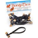 BongoTies Handy Elastic Tie-Wraps 10 Pack Natural