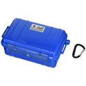 Pelican 1050 Micro Case Solid Blue with Liner
