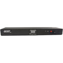 Geist BRC100-10 15 Amp 120V Rackmount Power Strip