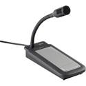 BOSCH PLE-1CS Plena All-Call Calling Station & Microphone