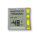 Triplett POE-1000IL Power Panel CAT5/6 DVM & Network/POE Tester Inline Unit
