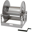 Hannay C3218-25-26 Cable Storage Reel 200 Ft. Capacity for 1 Inch O.D.