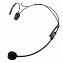 CAD Audio 302 Cardioid Condenser Headworn Microphone with TA4F Wired for WX155 Bodypack