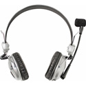CAD U2 USB Stereo Headphones with Microphone