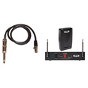 CAD WX1210GTRVHF Wireless Bodypack Guitar System