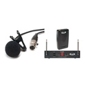 CAD WX1210LAVVHF Wirelss Bodypack Lavalier Microphone System