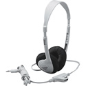 Califone - Multimedia Stereo Headphones (Silver)