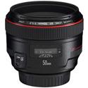 Canon EF 50mm f/1.2L USM Autofocus Lens
