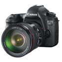Canon EOS 6D Digital SLR Camera - EF 24-105mm IS