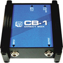 Pro Co CB-1 Passive Direct Box with Ground Lift Switch