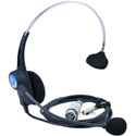 Clear-Com CC-26K-X4 Single-Ear Lightweight Headset XLR-4F